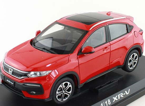 2015 Honda XR-V SUV Diecast Model 1:18 Scale SD01H879